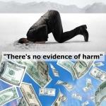 no evidence1