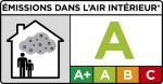 French emissions label logo