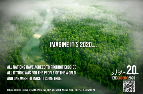 Wish to End Ecocide