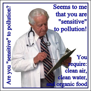"""Sensitive"" to Pollution 3"