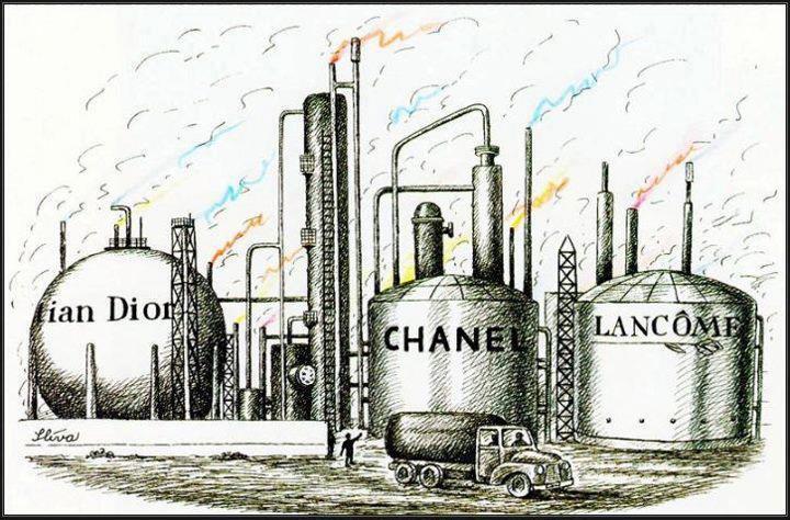 eau de petroleum
