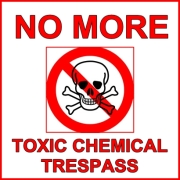 no more toxic chemical trespass