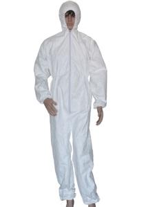 TYVEK suit