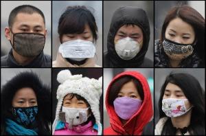 Masks in China