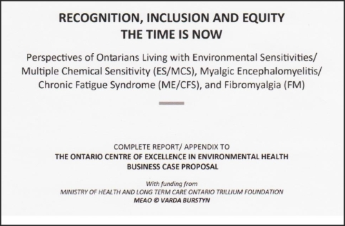 Recognition Inclusion and Equity the Time is Now