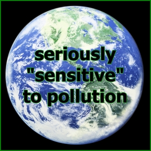 seriously sensitive to pollution 2