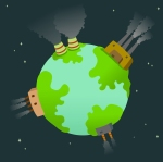 smokestack earth