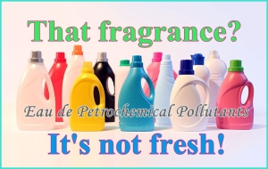 See Toxic Chemicals in Fragranced Laundry Products and Health Effects https://seriouslysensitivetopollution.wordpress.com/2013/02/18/toxic-chemicals-in-fragranced-laundry-products-and-health-effects/