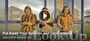put away your devices
