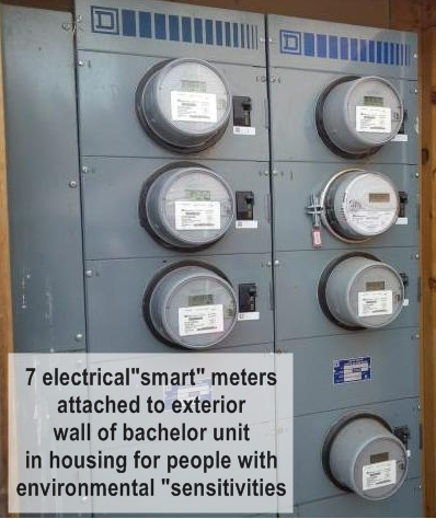 7 electric s-meters