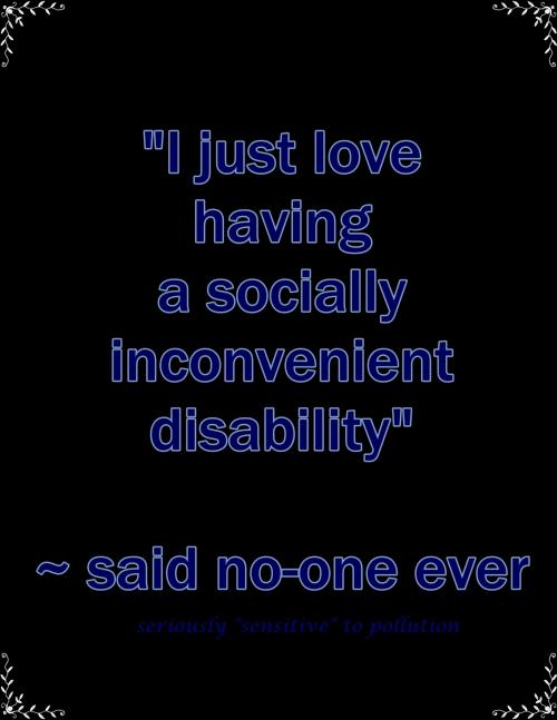 socially inconvenient 1