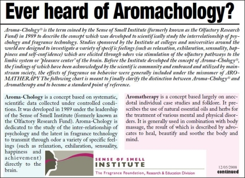 Aromachology1