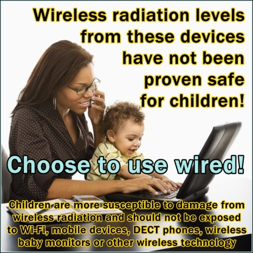 choose to use wired 1
