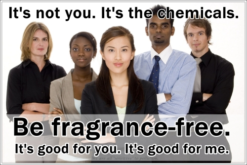 fragrance free group 1