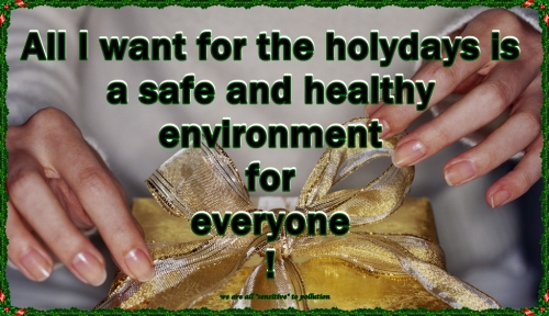 May all beings have a safe and healthy environment  ♥