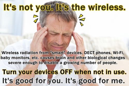 It s the wireless 1
