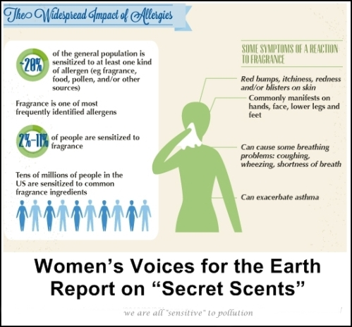 Report on Secret Scents