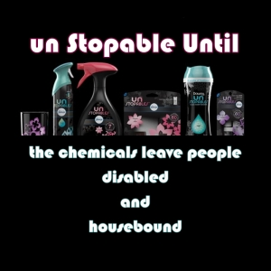 UN STOPABLE until disabled and housebound