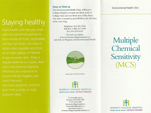 MCS clinic brochure 1