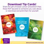 Healthy Living Tips from BCF