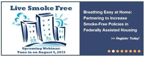 live smoke free webinar