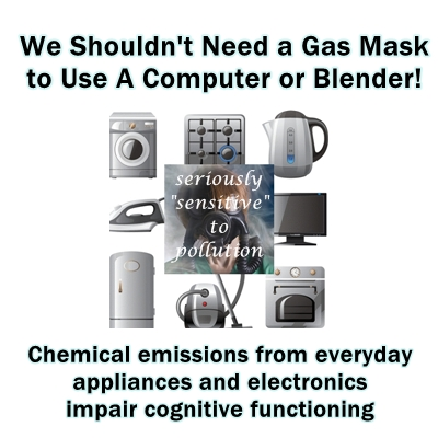 appliance gas mask