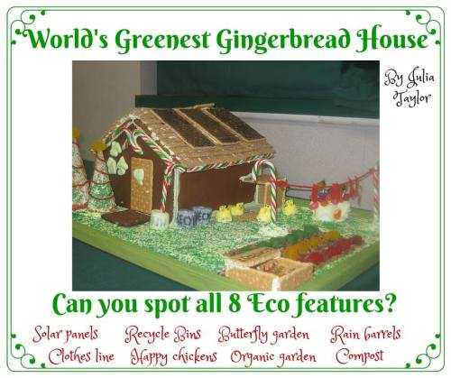 gingerbread by so GREEN it hurts