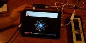 using iPad with wired access