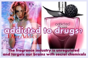addicted to drugs