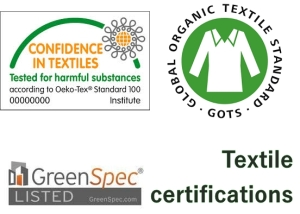 certifications for textiles